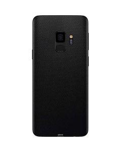 Black Hex Galaxy S9 Skin