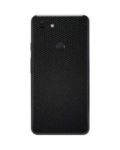 Black Hex Google Pixel 3 XL Skin