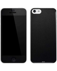 Black Hex iPhone 5c Skin