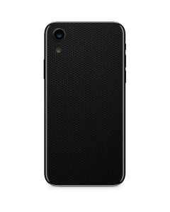 Black Hex iPhone XR Skin