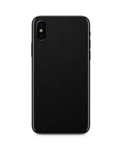 Black Hex iPhone XS Skin