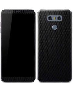 Black Hex LG G6 Skin
