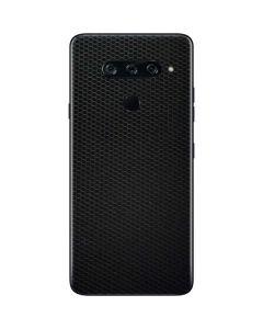 Black Hex LG V40 ThinQ Skin
