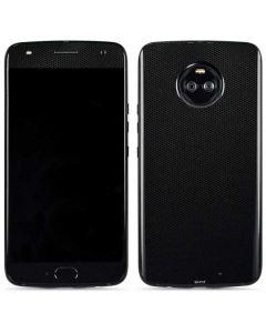 Black Hex Moto X4 Skin