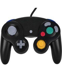 Black Hex Nintendo GameCube Controller Skin