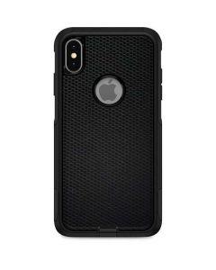 Black Hex Otterbox Commuter iPhone Skin