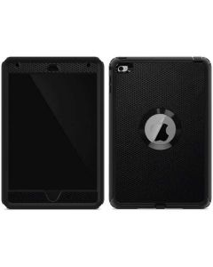 Black Hex Otterbox Defender iPad Skin