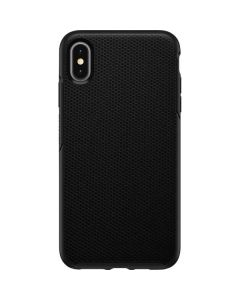 Black Hex Otterbox Symmetry iPhone Skin
