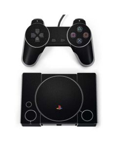 Black Hex PlayStation Classic Bundle Skin