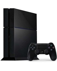 Black Hex PS4 Console and Controller Bundle Skin