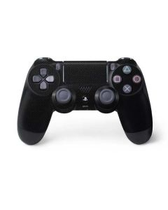 Black Hex PS4 Controller Skin