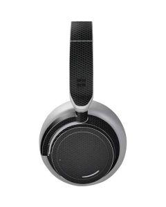Black Hex Surface Headphones Skin