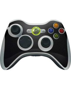 Black Hex Xbox 360 Wireless Controller Skin