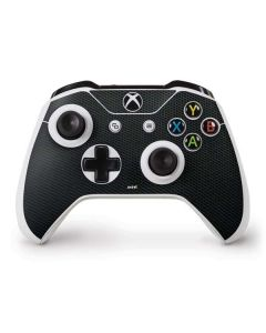 Black Hex Xbox One S Controller Skin