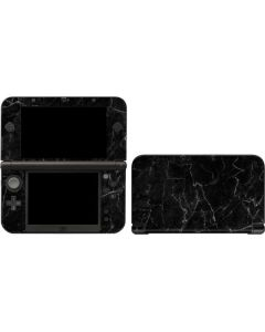 Black Marble 3DS XL 2015 Skin