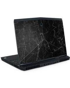 Black Marble Dell Alienware Skin