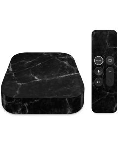 Black Marble Apple TV Skin