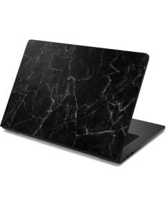 Black Marble Dell Chromebook Skin