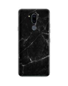 Black Marble G7 ThinQ Skin