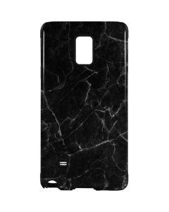 Black Marble Galaxy Note 4 Pro Case