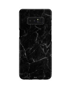 Black Marble Galaxy Note 8 Lite Case