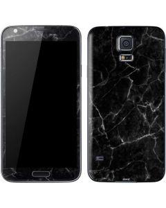 Black Marble Galaxy S5 Skin