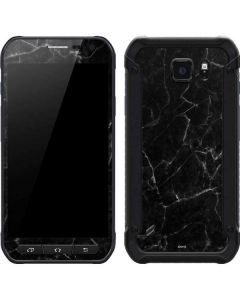 Black Marble Galaxy S6 Active Skin