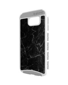 Black Marble Galaxy S6 Cargo Case