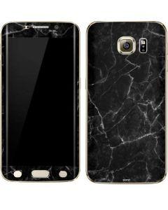 Black Marble Galaxy S6 edge+ Skin