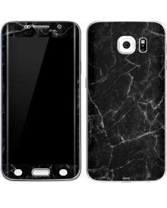 Black Marble Galaxy S6 Edge Skin