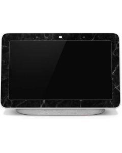 Black Marble Google Home Hub Skin