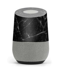 Black Marble Google Home Skin