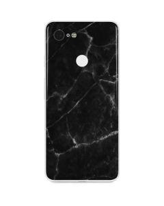 Black Marble Google Pixel 3 Skin