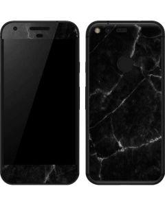 Black Marble Google Pixel XL Skin