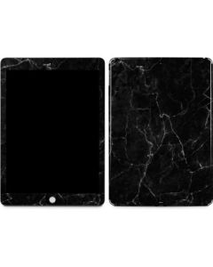 Black Marble Apple iPad Skin