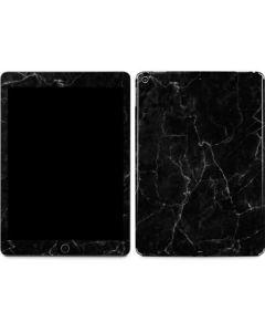 Black Marble Apple iPad Air Skin
