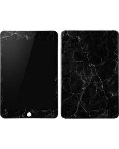 Black Marble Apple iPad Mini Skin