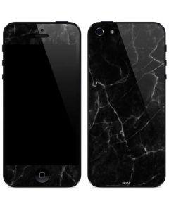Black Marble iPhone 5/5s/SE Skin