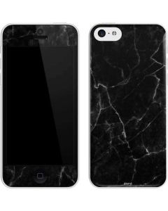 Black Marble iPhone 5c Skin