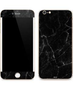 Black Marble iPhone 6/6s Plus Skin