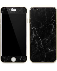 Black Marble iPhone 6/6s Skin