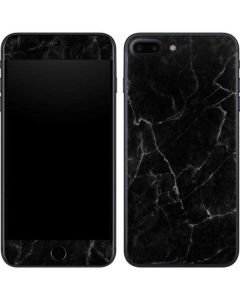 Black Marble iPhone 7 Plus Skin