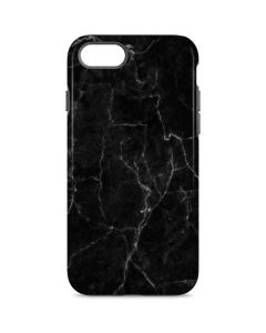 Black Marble iPhone 7 Pro Case
