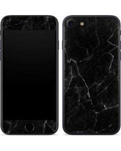 Black Marble iPhone 7 Skin