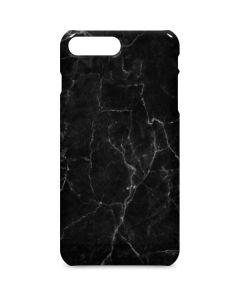 Black Marble iPhone 8 Plus Lite Case