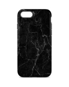 Black Marble iPhone 8 Pro Case