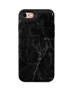 Black Marble iPhone 8 Wallet Case
