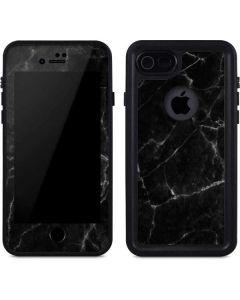 Black Marble iPhone 8 Waterproof Case