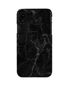 Black Marble iPhone XR Lite Case
