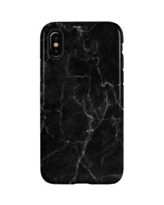 Black Marble iPhone XS Max Pro Case
